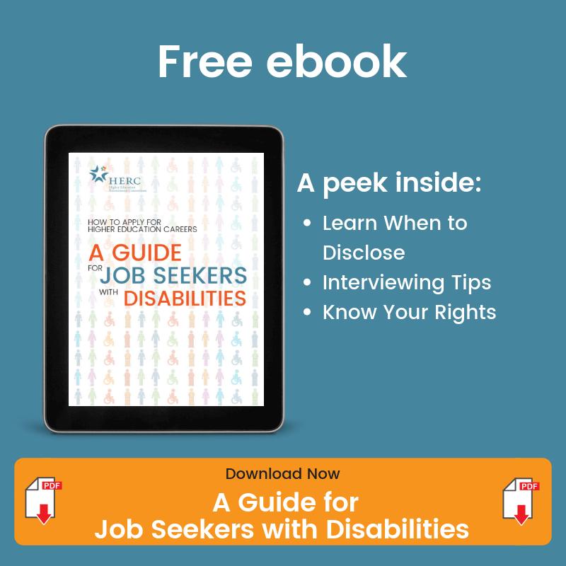 Herc - Job Seeker Disabilities